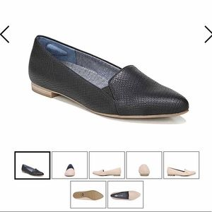 Dr. Scholl's Anyways black flat
